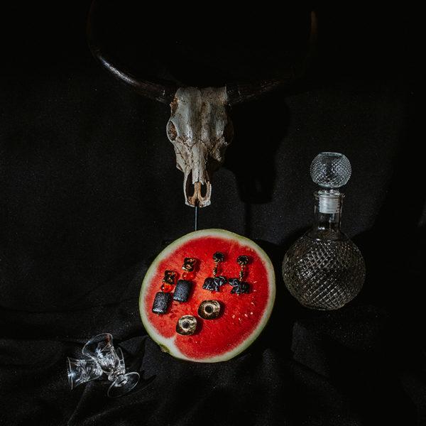 Fotografía de producto. Pendientes artesanos de Sastrecillo Conde.