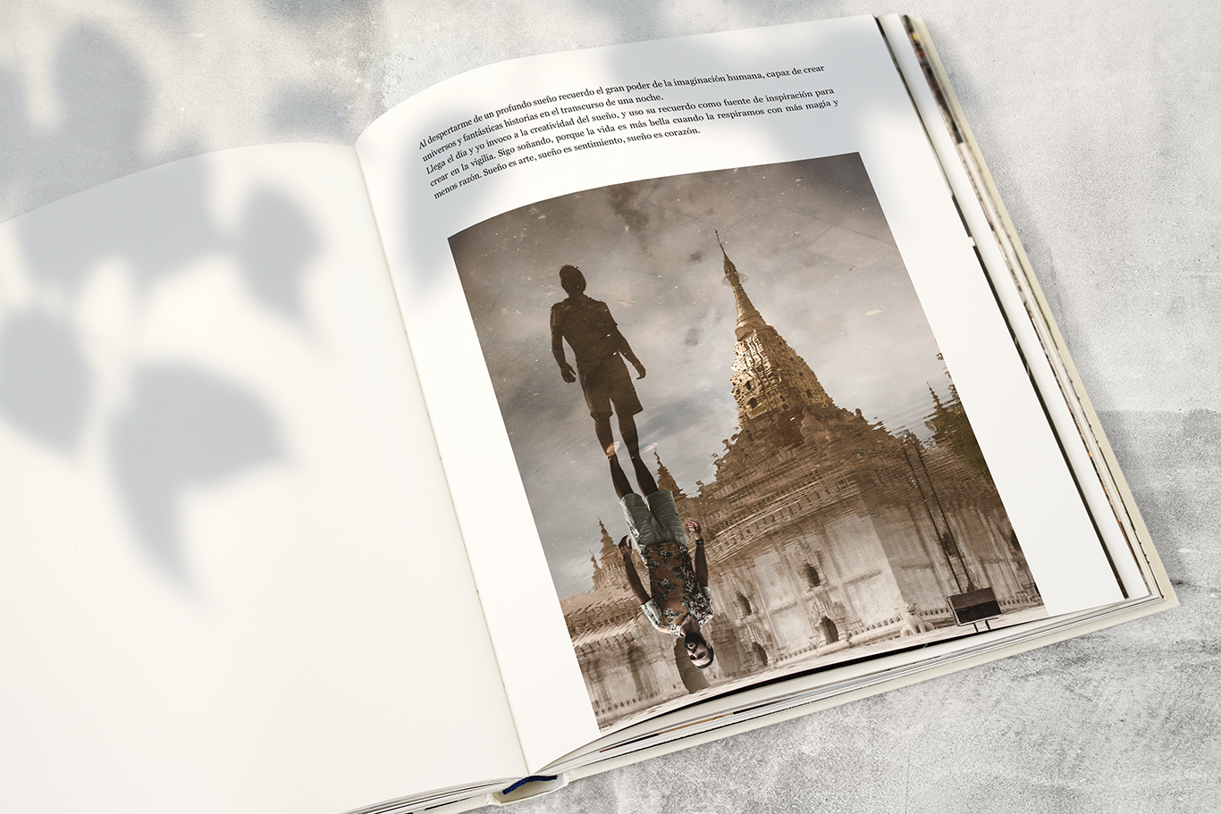 Diseño e impresión de libro en tapa dura. Nómada, Bambú, All These Humans