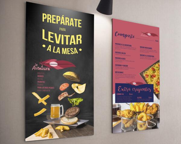 Fotografía gastronómica. La Aventura, Doña Mencía.