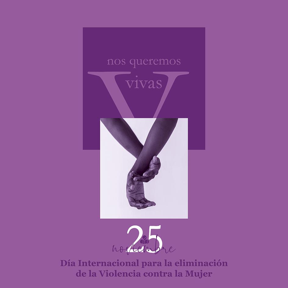 #25N - Día Internacional para la eliminación de la Violencia contra la mujer